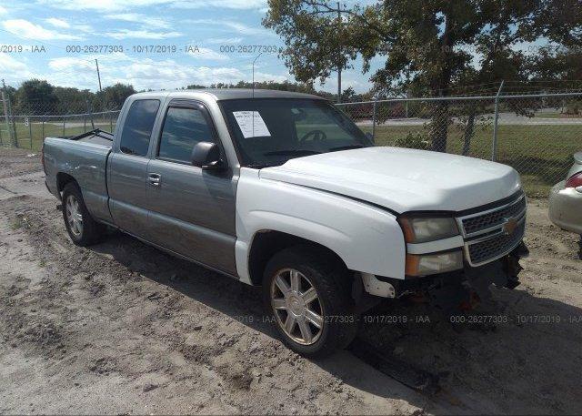 Inventory #532191798 2006 Chevrolet SILVERADO