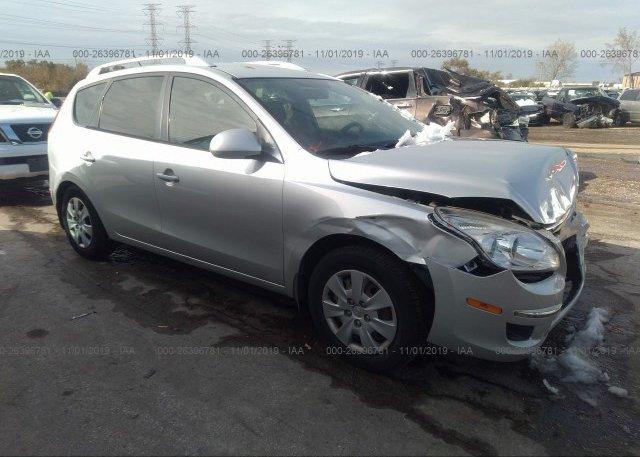Inventory #692653401 2011 Hyundai ELANTRA TOURING