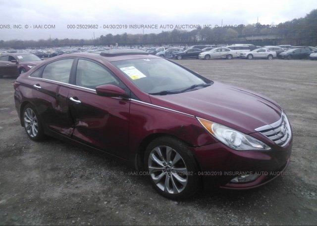 Inventory #329435795 2012 Hyundai SONATA