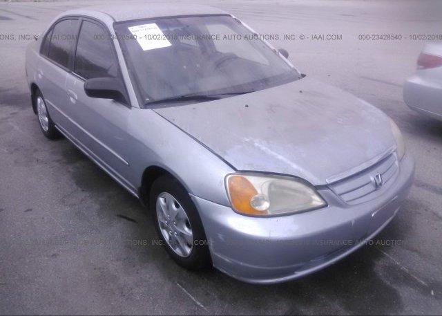 Inventory #217173468 2002 Honda CIVIC