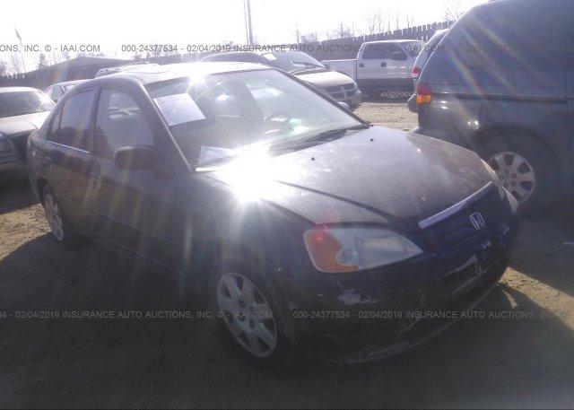 Inventory #291617426 2001 Honda CIVIC