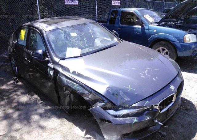 Inventory #500935668 2015 BMW 320