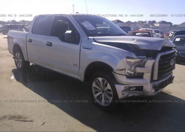 Inventory #632473344 2017 FORD F150