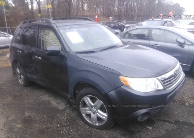 Inventory #870483793 2009 Subaru FORESTER