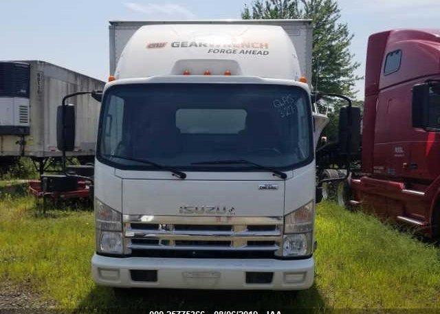 Inventory #935012847 2013 ISUZU NQR
