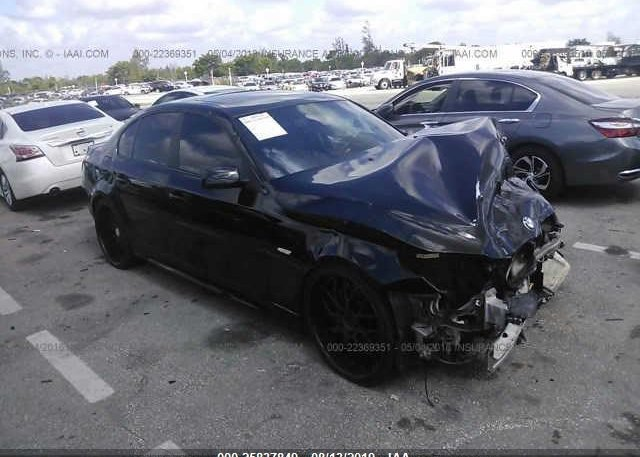 Inventory #854069166 2008 BMW 535