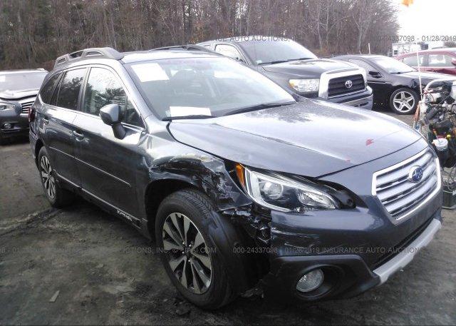 Inventory #265599168 2015 Subaru OUTBACK