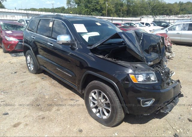 Inventory #684259940 2015 JEEP GRAND CHEROKEE