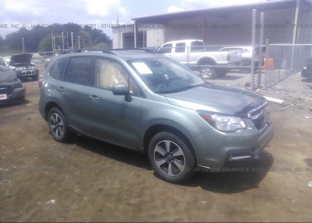 Inventory #184060445 2017 Subaru FORESTER