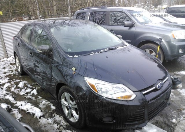 Inventory #295882061 2014 FORD FOCUS