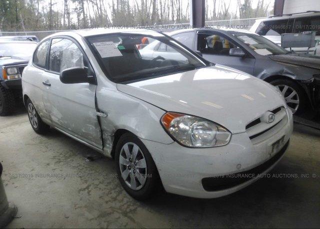 Inventory #318642605 2011 Hyundai ACCENT