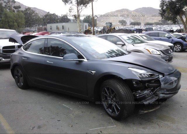 Inventory #340922071 2018 Tesla MODEL 3