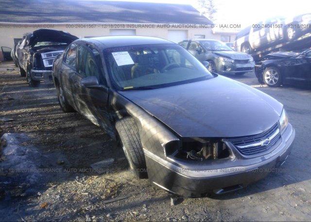 Inventory #113704806 2003 Chevrolet IMPALA