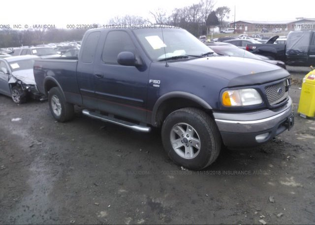Inventory #987578179 2003 FORD F150