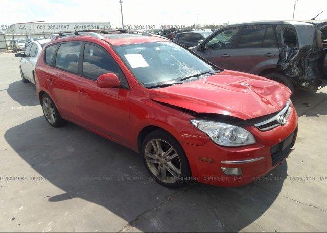 Inventory #943390337 2011 Hyundai ELANTRA TOURING