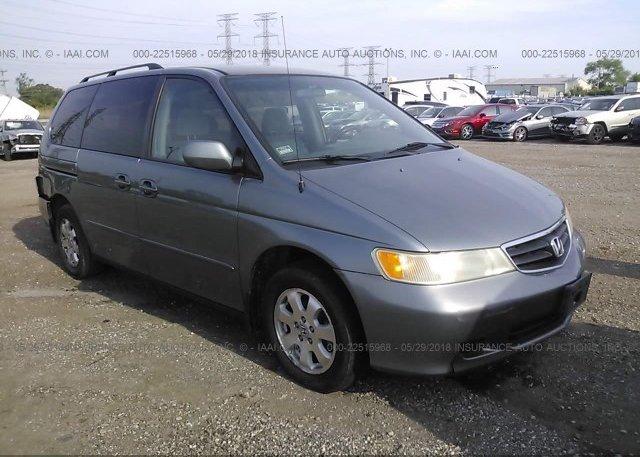 Inventory #740042802 2002 Honda ODYSSEY