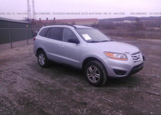 Inventory #647078457 2010 Hyundai SANTA FE