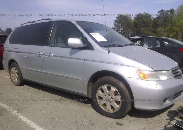 Inventory #524042104 2003 Honda ODYSSEY