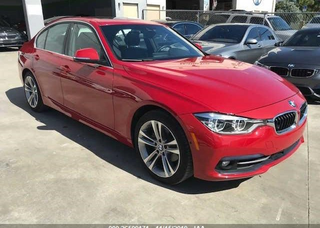 Inventory #581467731 2018 BMW 330