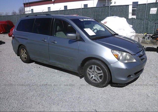 Inventory #541566138 2007 Honda ODYSSEY