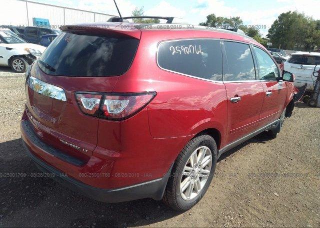 цена в сша 2014 Chevrolet TRAVERSE 1GNKRGKD1EJ328298