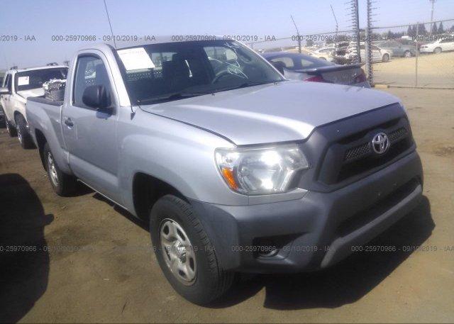 Inventory #372288924 2013 Toyota TACOMA
