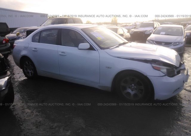 Inventory #626883926 2004 BMW 525