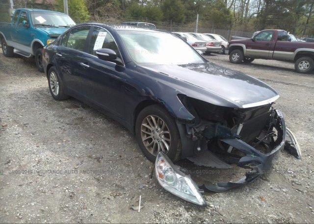Inventory #395753527 2011 Hyundai GENESIS