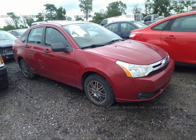 Inventory #672307550 2011 FORD FOCUS
