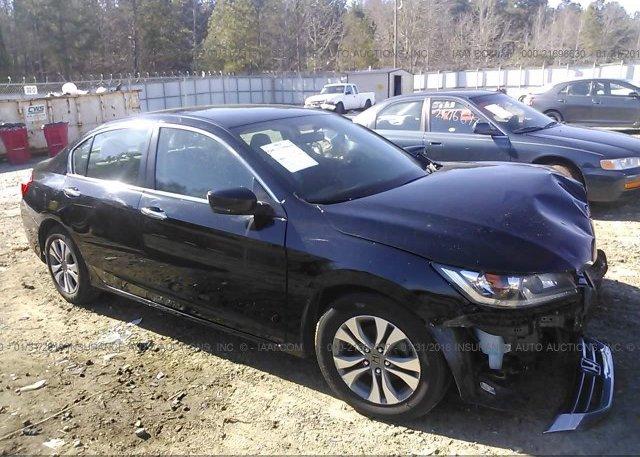 Inventory #615556742 2014 Honda ACCORD