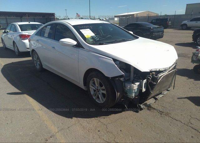 Inventory #493077082 2012 Hyundai SONATA