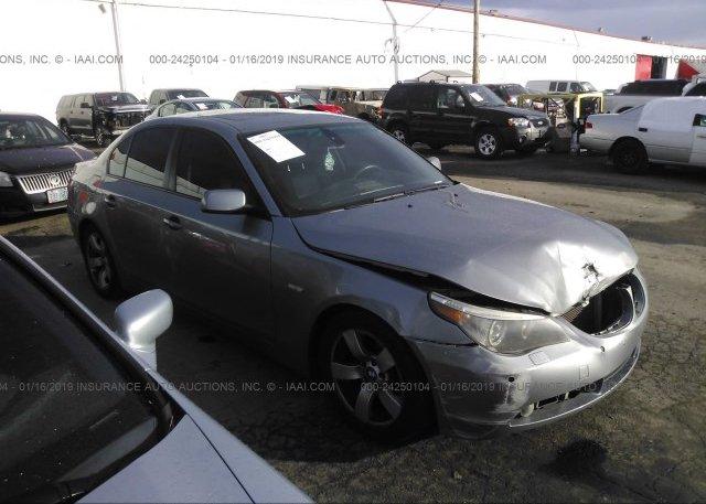Inventory #816579066 2005 BMW 525