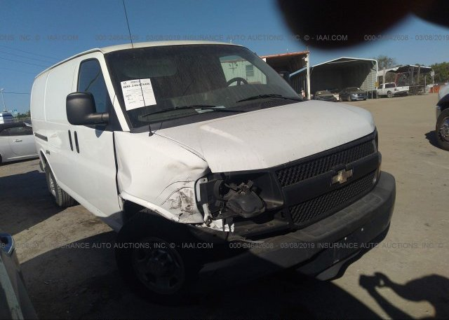 Inventory #501711144 2011 Chevrolet EXPRESS G2500