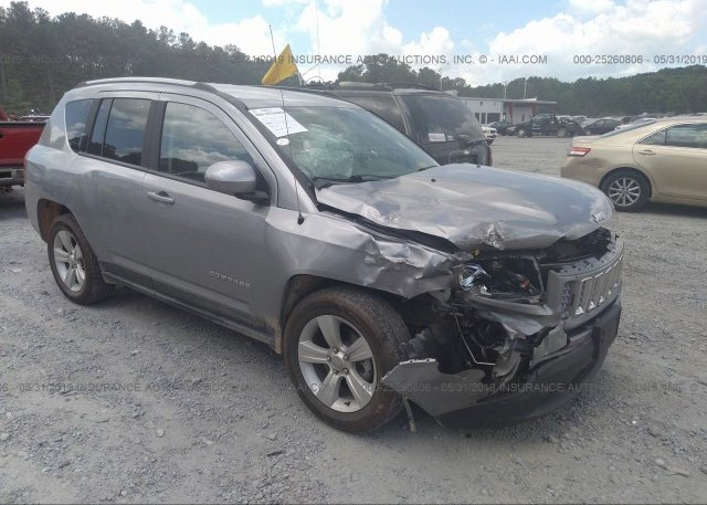 Inventory #335940308 2017 JEEP COMPASS
