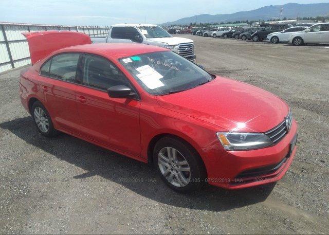 Inventory #792041612 2015 Volkswagen JETTA