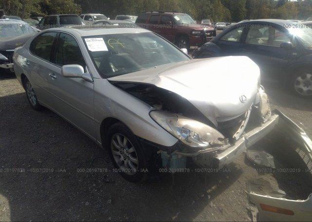 Inventory #284681593 2002 Lexus ES