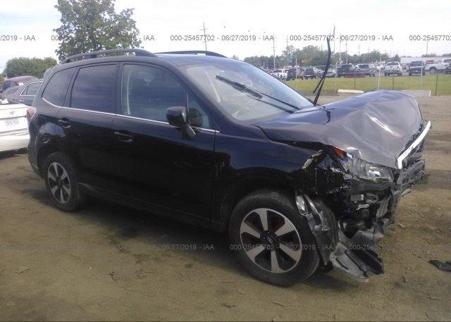 Inventory #542080002 2017 Subaru FORESTER