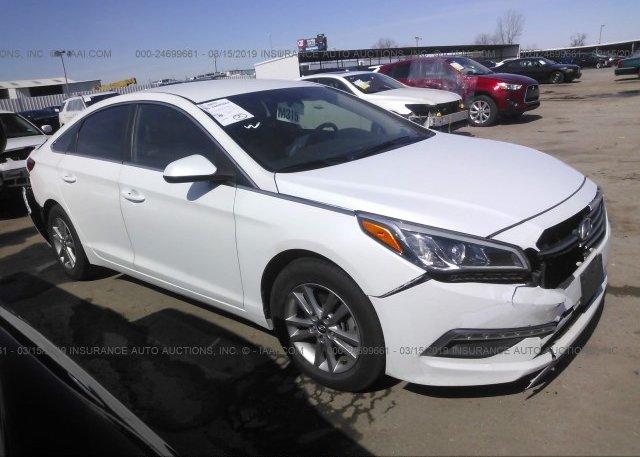 Inventory #153498943 2015 Hyundai SONATA