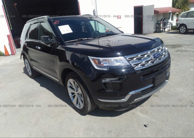 Inventory #652035791 2019 FORD EXPLORER