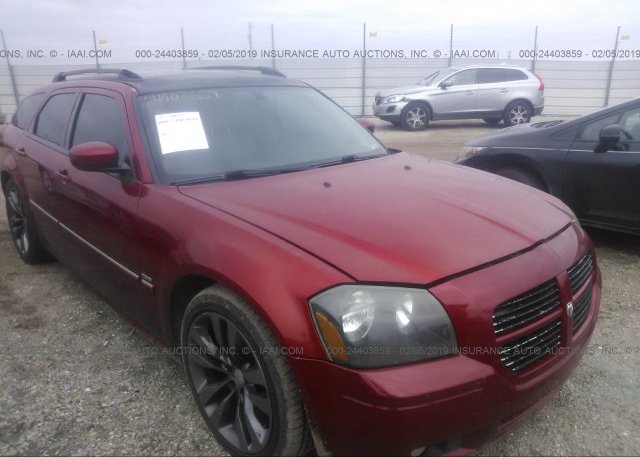Inventory #574596800 2005 Dodge MAGNUM