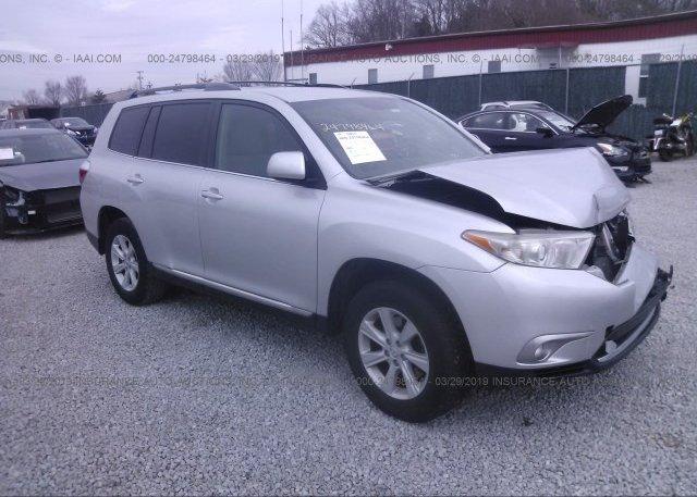 Inventory #819739644 2012 Toyota HIGHLANDER