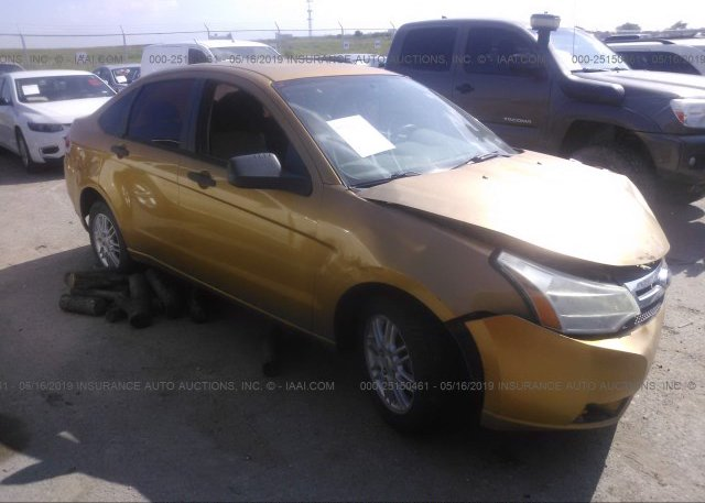 Inventory #379823612 2009 FORD FOCUS