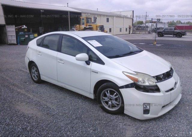 Inventory #510534627 2011 Toyota PRIUS
