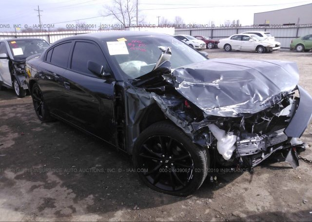 Inventory #706362791 2018 Dodge CHARGER