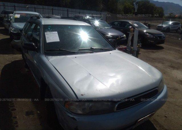Inventory #581132254 1995 Subaru LEGACY