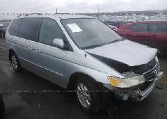 2003 Honda ODYSSEY (U.S.)
