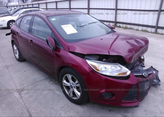 Inventory #791296602 2013 FORD FOCUS
