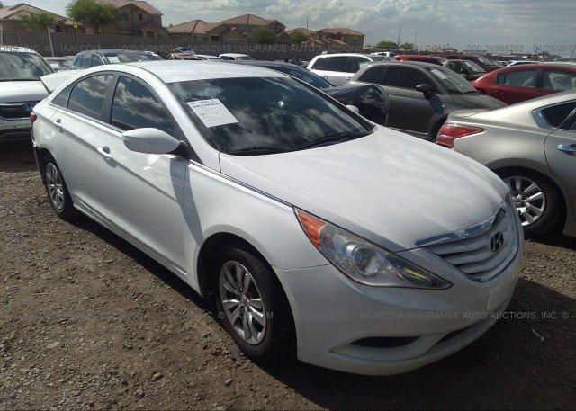 Inventory #577688354 2011 Hyundai SONATA