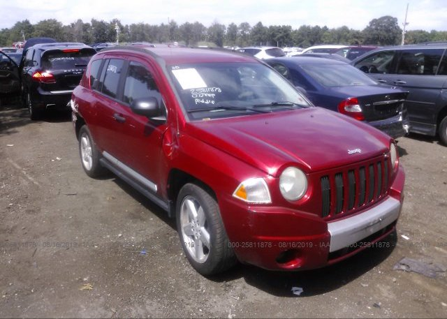 Inventory #199726524 2007 JEEP COMPASS