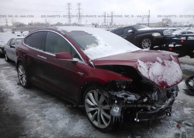 Inventory #228551946 2016 Tesla MODEL X